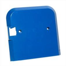 3.07 F030BM  Cover Evaporator Support Blue