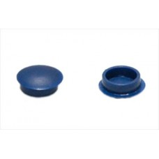 3.09 F032/BM  Screw Cover Metal Blue