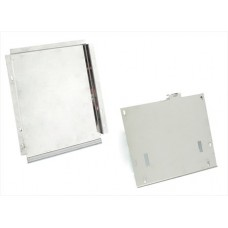 7.05 F044/A  Drip Tray Panel Stainless Steel   (Type 1)