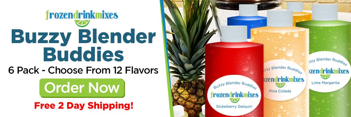 Buzzy Blender Buddies