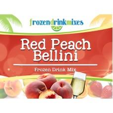 Red Peach Bellini