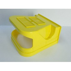 1.01 F001/Y  Front Upper Lid Yellow