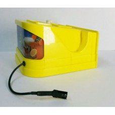 1.10 F300/Y  Complete Lid + Light Yellow