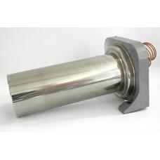 3.01 FEV4/GM  Complete Evaporator Support Silver Left Side